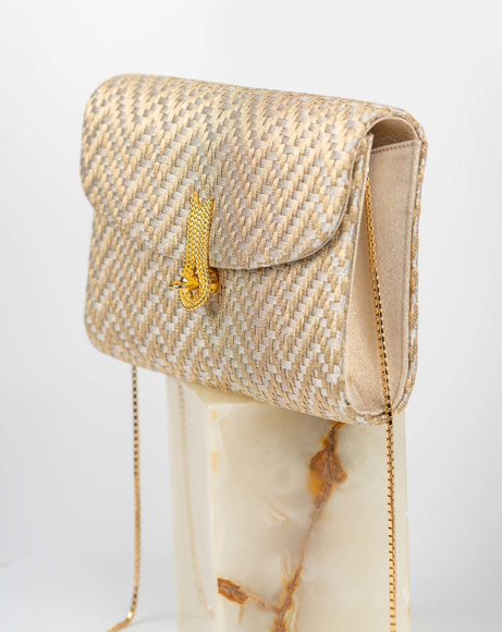 Picture of ENVELOPE STYLE CLUTCH BAG