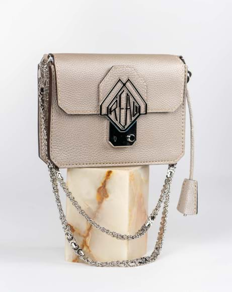 Picture of SHOULDER BAG WITH LOGO