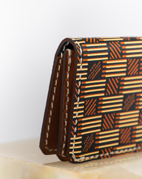 Picture of CARD HOLDER BRW