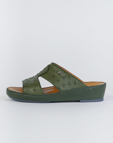 Picture of Z4720 ARABIC SANDAL - GREEN