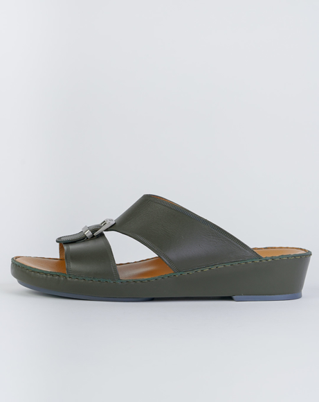 Picture of Z493 ARABIC SANDAL - GREEN