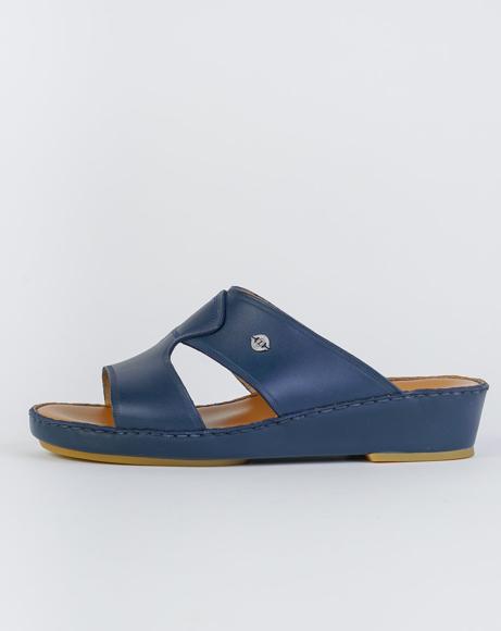 Picture of Z177 ARABIC SANDAL - IRIS BLUE