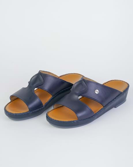 Picture of Z177 ARABIC SANDAL - NAVY BLUE