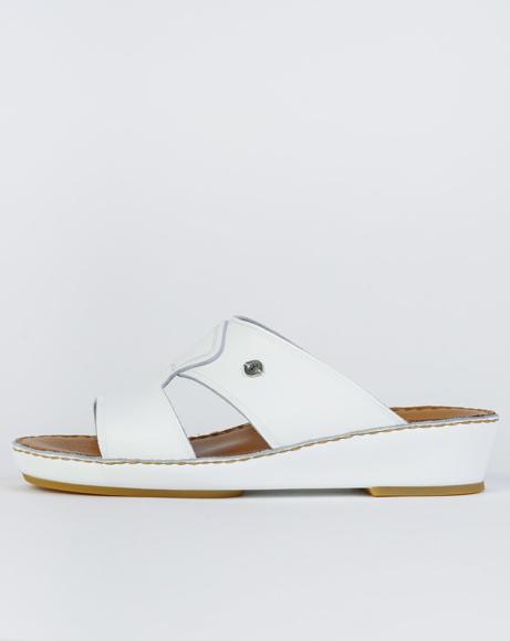 Picture of Z177 ARABIC SANDAL - WHITE
