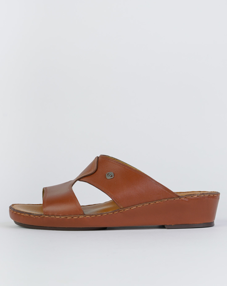 Picture of Z177 ARABIC SANDAL - BROWN