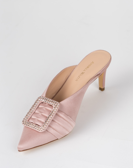 Picture of BLUSH POINTED TOE CLOSED HEELS