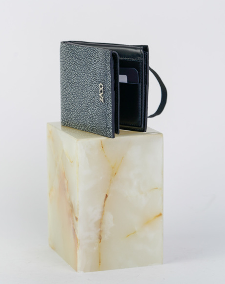 Picture of RAZZA WALLETS GREY