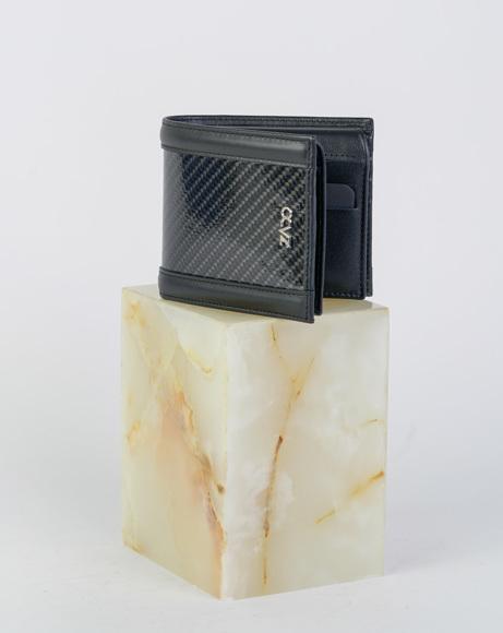 Picture of CARBON WALLETS BLACK