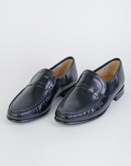 Picture of JEFFERSON - BLACK CLASSIC SHOES