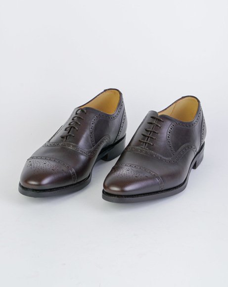 Picture of MIRFIELD - ESPRESSO CLASSIC SHOES