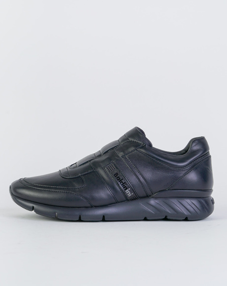 Picture of NAPPA LEATHER SNEAKER BLACK