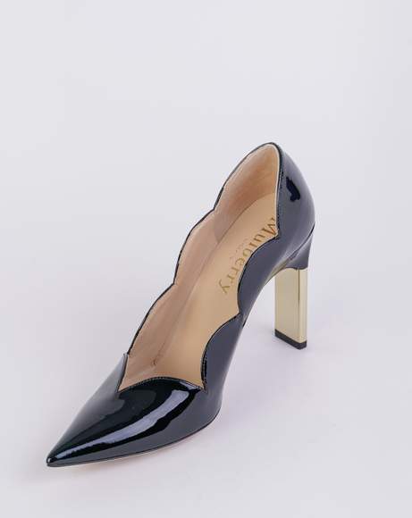 Picture of KATE SCALLOP PUMPS