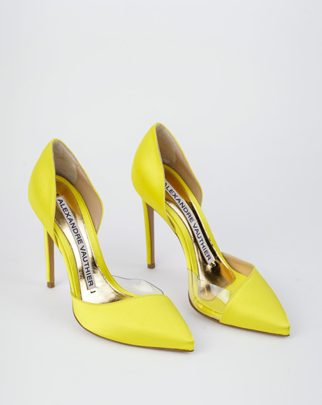 Picture of ANGELINA PATENT LEATHER PUMPS