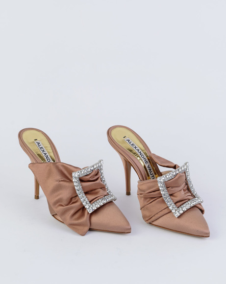 Picture of LOLA MULES IN CHOCO
