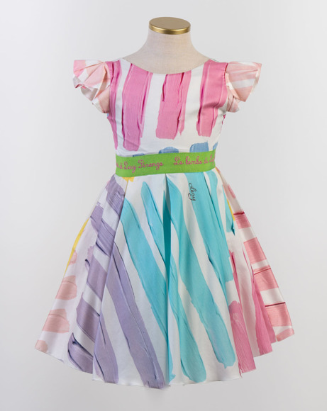 Picture of MULTI COLOR SUMMER DRESS