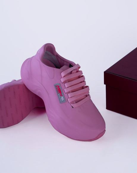 Picture of EUROPA MOON TRAINERS PINK