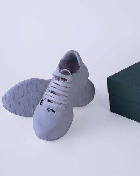Picture of EUROPA MOON TRAINERS WHITE