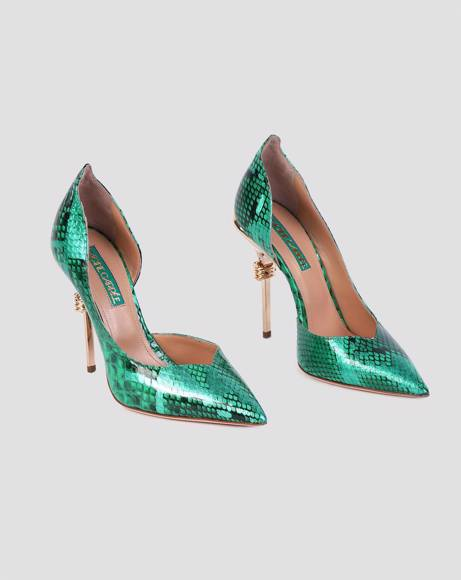 Picture of SNAKESKIN PRINT PUMP