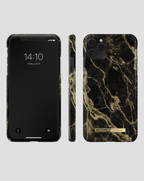 Picture of GOLDEN SMOKE MARBLE - CASE FOR iPHONE