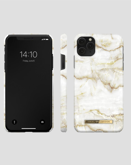 Picture of GOLDEN PEARL MARBLE - CASE FOR iPHONE