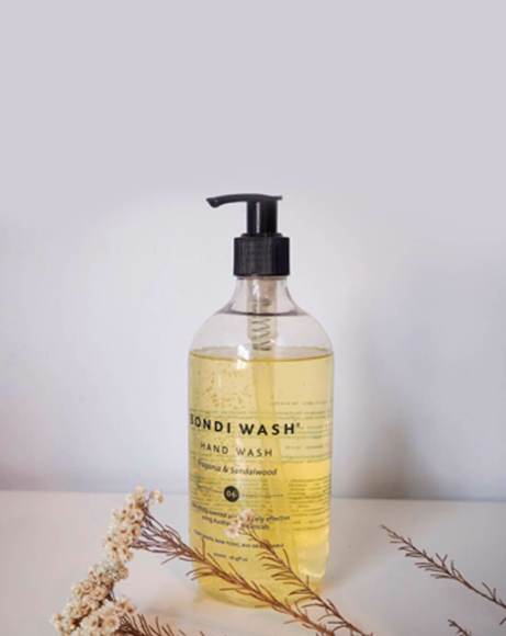 Picture of HAND WASH FRAGONIA AND SANDALWOOD - 500ML