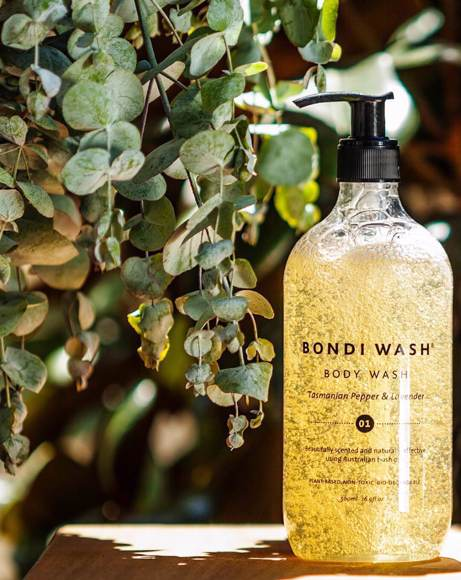 Picture of BODY WASH TASMANIAN PEPPER AND LAVENDER - 500ML