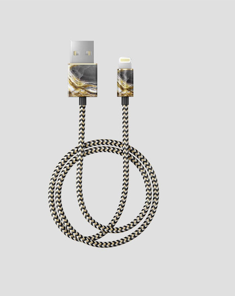Picture of OUTER SPACE AGATE IPHONE CABLE