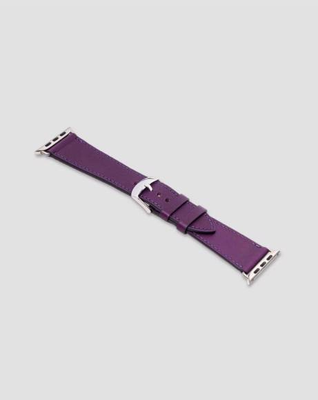 Picture of IMPERIAL PURPLE APPLE WATCH STRAP