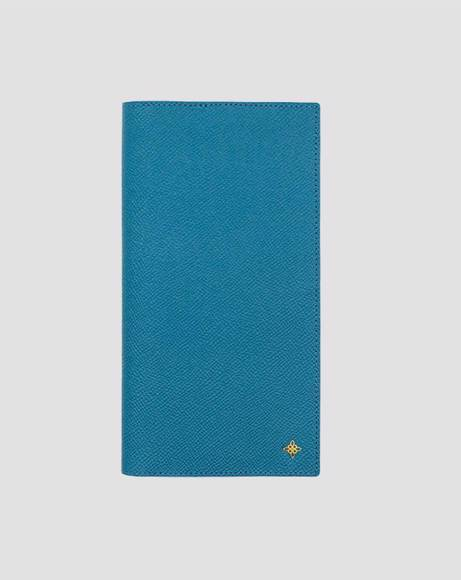 Picture of RIVIERA BLUE TRAVEL WALLET