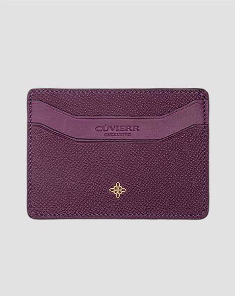Picture of CARD HOLDER PURPLE