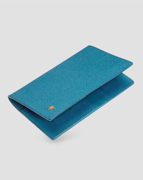 Picture of PASSPORT COVER BLUE
