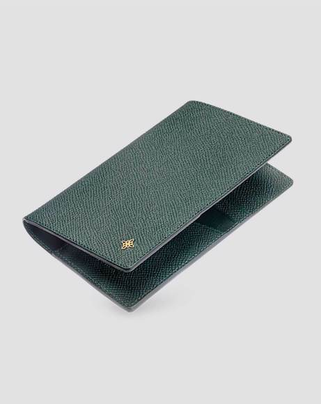 Picture of PASSPORT COVER JADE GREEN