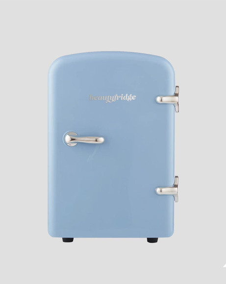Picture of BABY BLUE BEAUTY FRIDGE