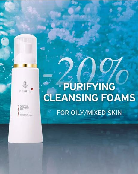 Picture of PURIFYING CLEANSING FOAM
