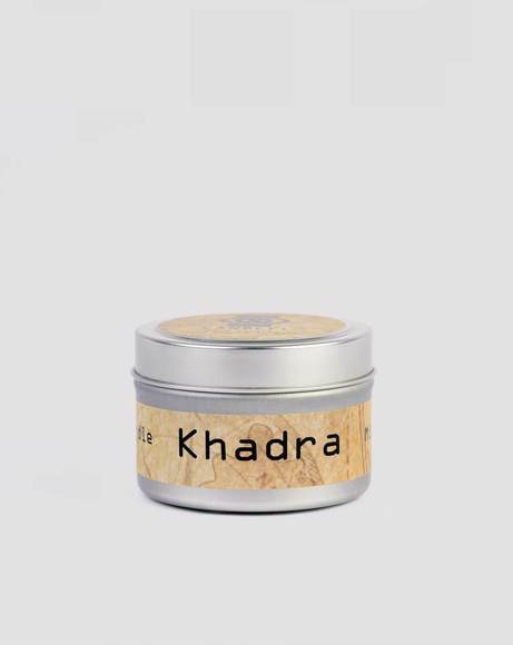 Picture of KHADRA EUCALYPTUS AND MINT - TRAVEL CANDLE