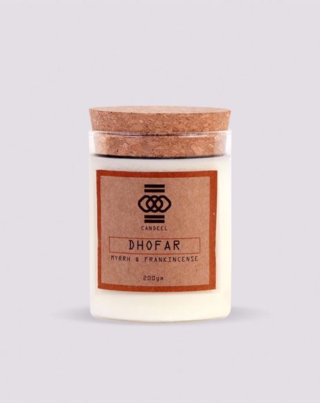 Picture of DHOFAR : FRANKINCENSE AND MYRRH - CANDLE