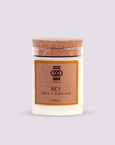 Picture of NEY : AMBER AND SANDALWOOD - CANDLE
