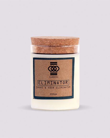 Picture of ELIMINATOR : REMOVES UNPLEASANT SCENTS - CANDLE