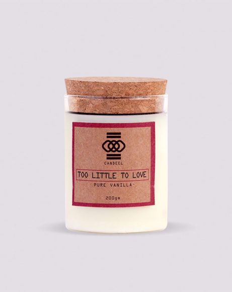 Picture of TOO LITTLE TO LOVE : PURE VANILLA