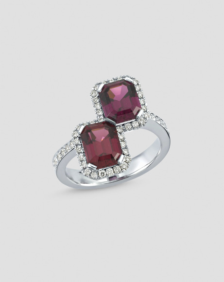Picture of GARNET STONE - RING