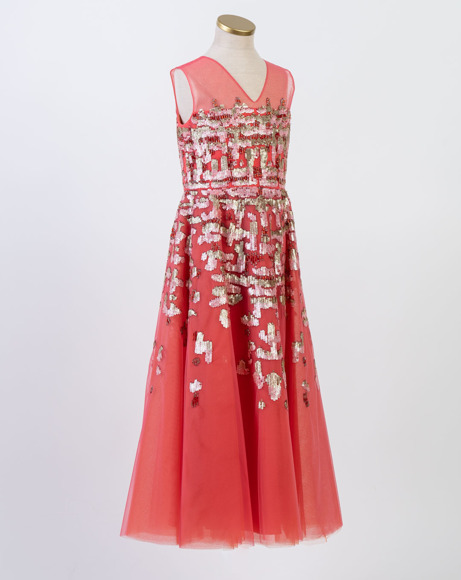 Picture of FRESH SALMON GOWN