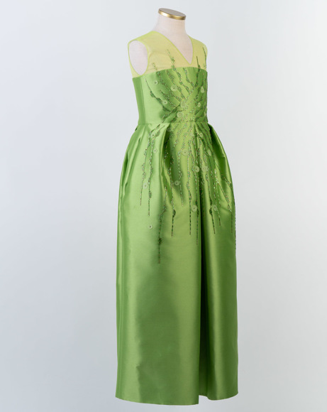 Picture of SUMMER GREEN GOWN