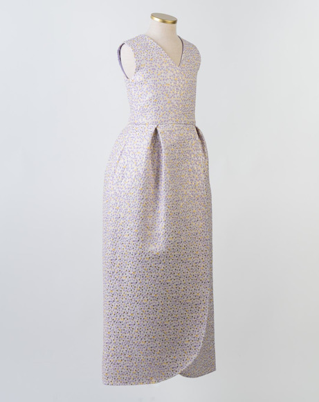Picture of PASTEL LILAC DRESS