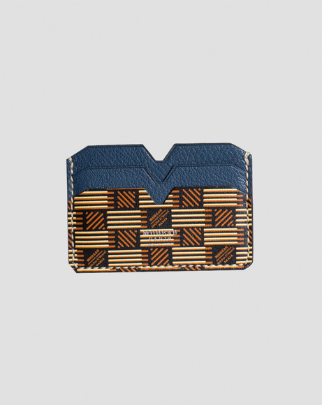 Picture of CARD HOLDER IN BLUE