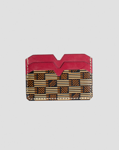 Picture of CARD HOLDER IN RED