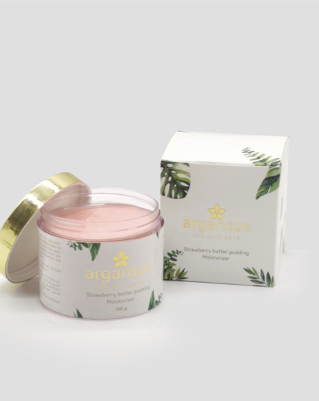 Picture of STRAWBERRY BUTTER PUDDING MOISTURIZER 150G