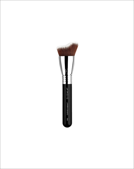 Picture of F83 CURVED KABUKI BRUSH