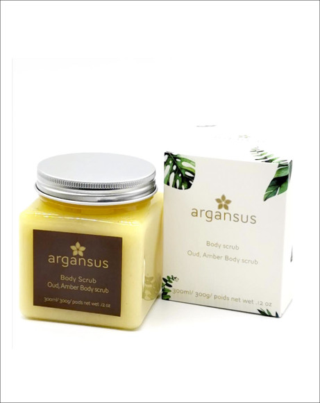 Picture of OUD AMBER BODY SCRUB
