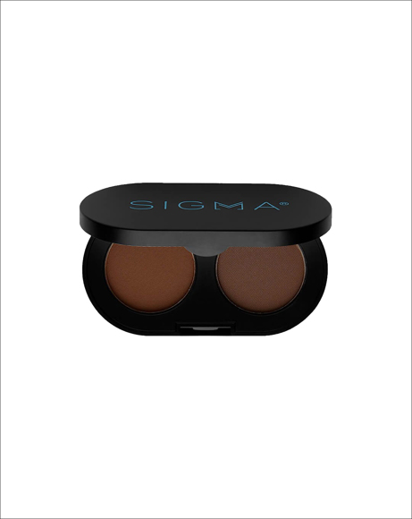 Picture of COLOR + SHAPE BROW POWDER DUO - DARK