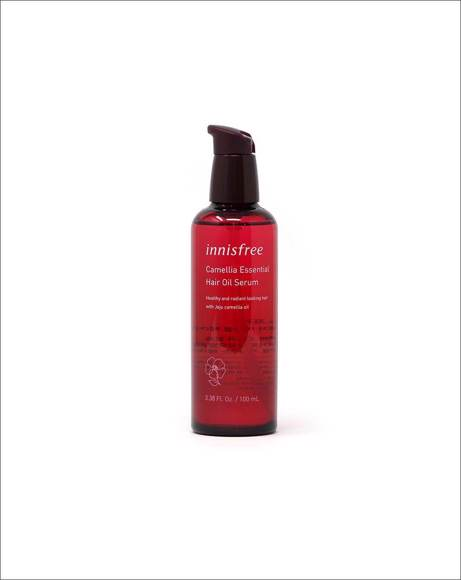 Picture of ESSENTIAL HAIR OIL SERUM WITH CAMELLIA